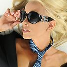 Sunglassess & Tie  by SunshineyDay