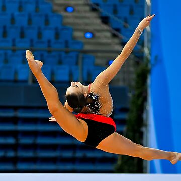 Rhythmic Gymnastics World Cup 2012  by muratodentro