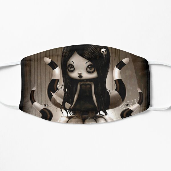 Halloween Doll Small Mask