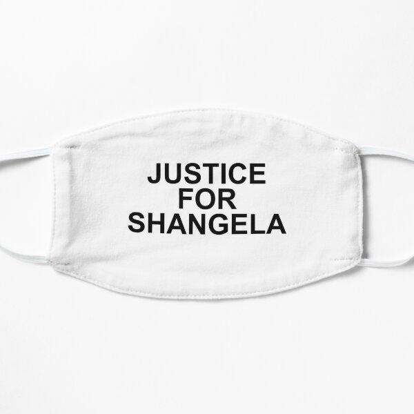 JUSTICE FOR SHANGELA - BLACK Mask