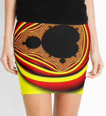 Mandelbrot - 2015-08-03-006 Mini Skirt