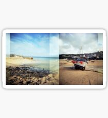St Ives, Cornwall Sticker
