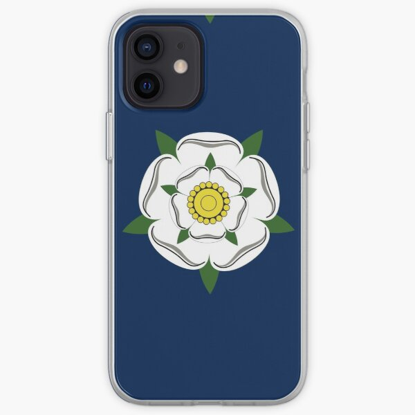 yorkshire flag iPhone Soft Case
