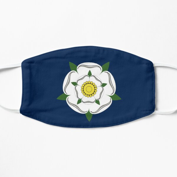 yorkshire flag Mask