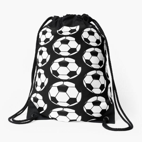 leo • theo | Soccer  Drawstring Bag