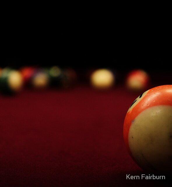 It's a long shot... by Kern Fairburn