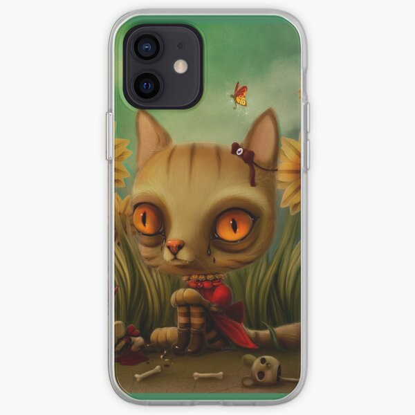 Drama Queen iPhone Soft Case
