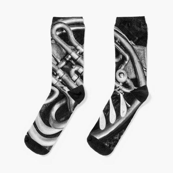 French Horn Socks