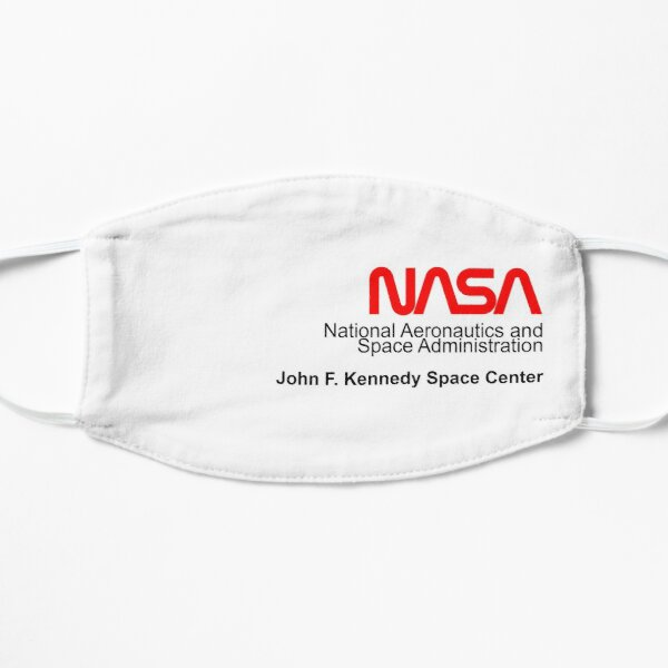 NASA - Space Suit Flat Mask