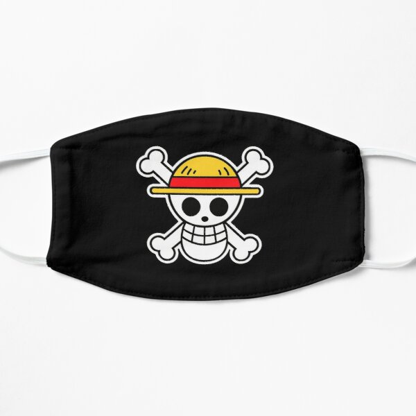 Masque coronavirus one piece Masque sans plis