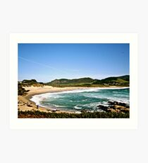 Carmel-by-the-Sea Art Print