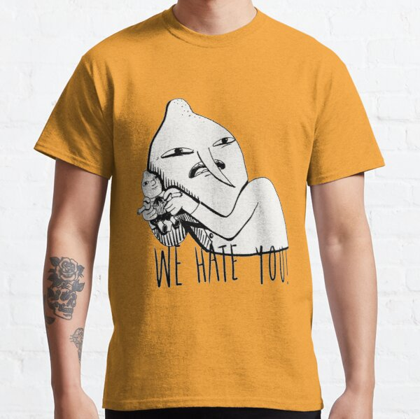 Lemongrab and little lemon-sweets Classic T-Shirt