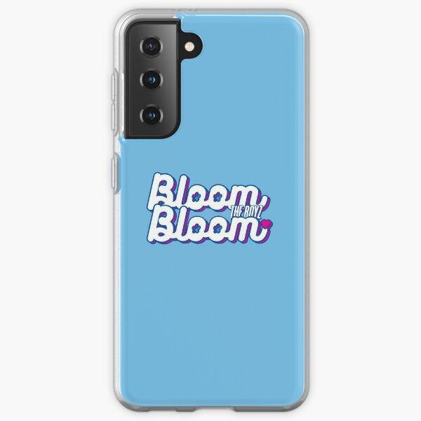 The Boyz Bloom Bloom Logo Art Samsung Galaxy Soft Case