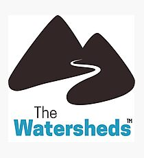 The Watersheds Photographic Print