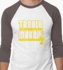 Treblemakers Men's Baseball ¾ T-Shirt