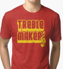Treblemakers Tri-blend T-Shirt