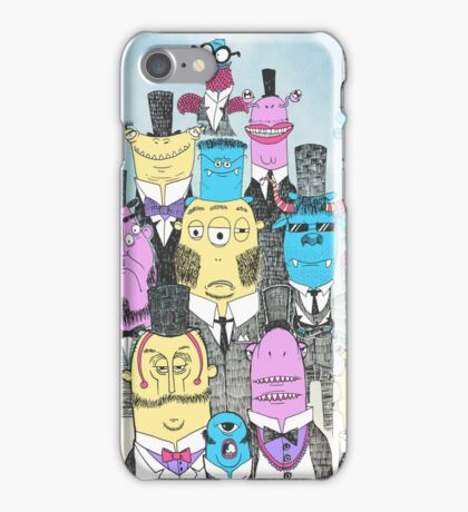 A Few Good Monsters iPhone Case/Skin