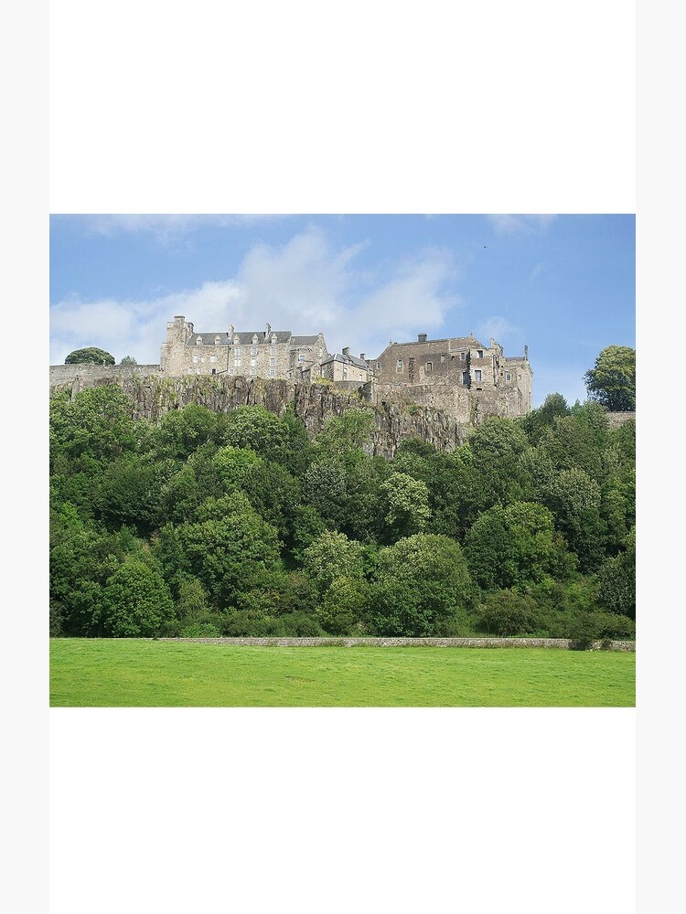 Stirling Castle 88 by goldyart
