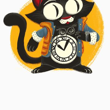Time-Cat by aronjs