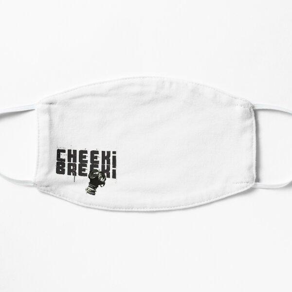 CHEEKI BREEKI by die|site Flache Maske