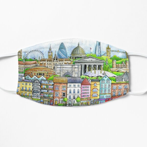 Welcome to London Mask
