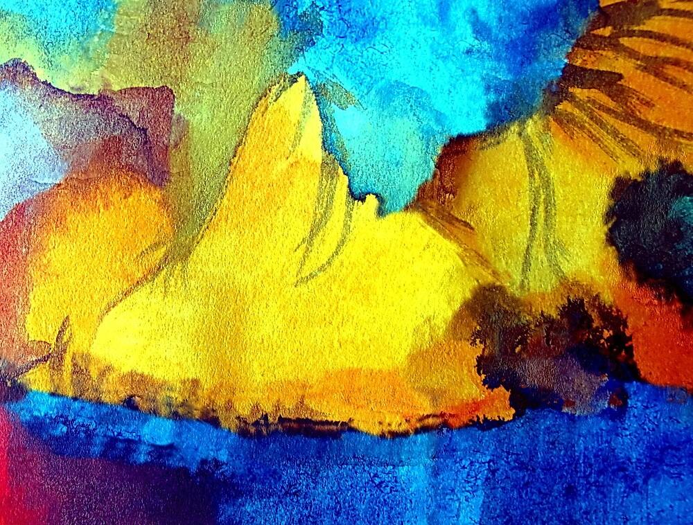 WHERE EAGLES REST IN HEART'S CONTENT by Cosimo Piro