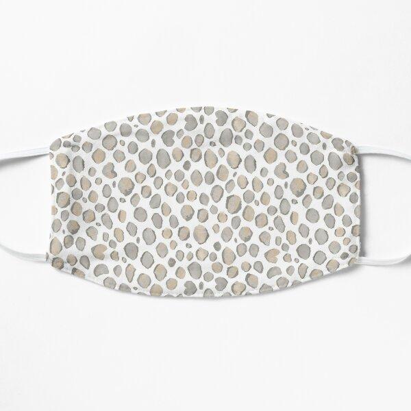leopard cat – greige Maske