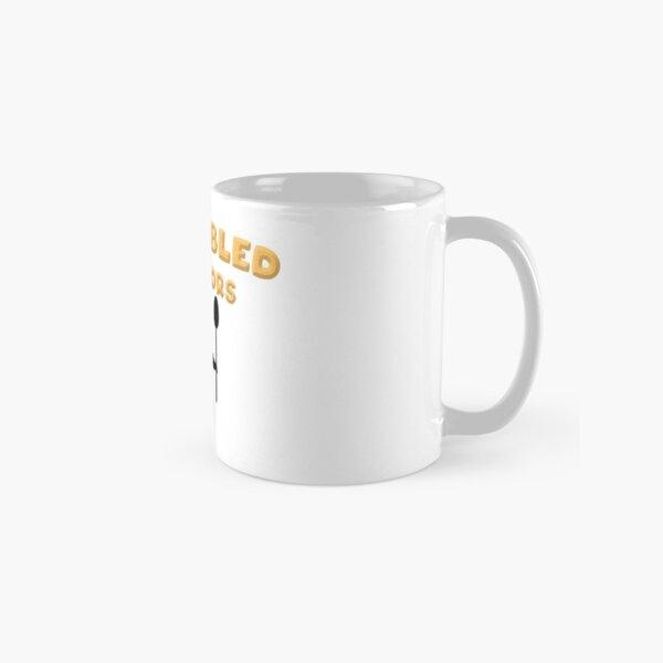 Scrambled Warriors Title Classic Mug
