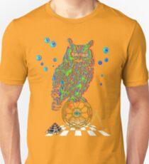 ATOMIC OWL Unisex T-Shirt