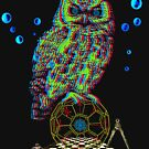 ATOMIC OWL by GUS3141592