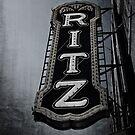 Ritz Theather  by Brenda  Meeks