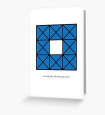 Design 52 Greeting Card