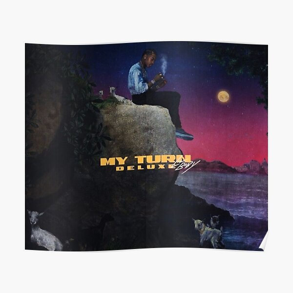 Poster Lil Baby My Turn Deluxe (Album) Poster