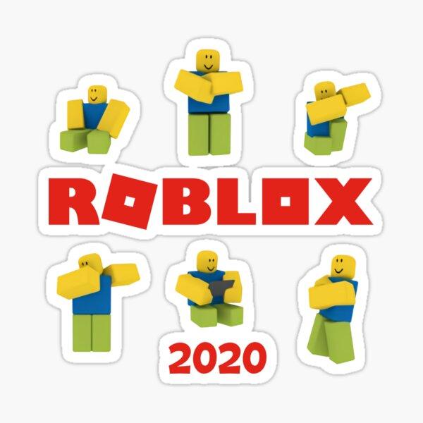 Roblox Stickers Redbubble