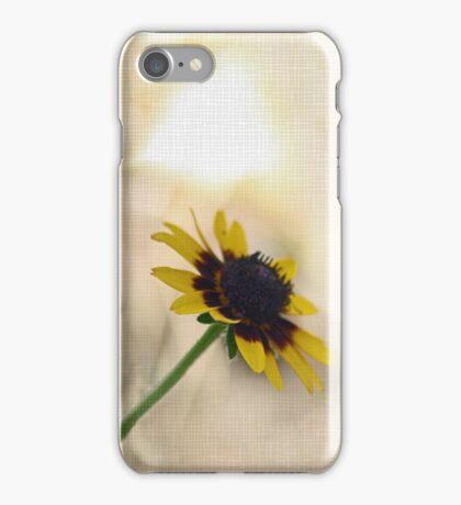 Sunny Flower iphone Case iPhone Case/Skin