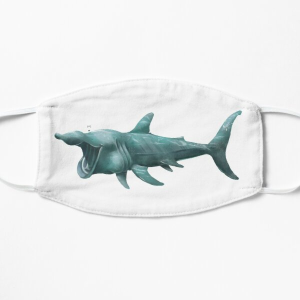 Basking Shark Flat Mask