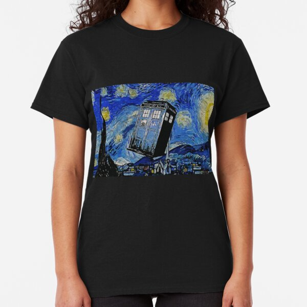 Van in time Classic T-Shirt