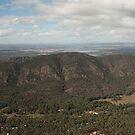The Pinnacle - Grampians National Park by Timo Balk