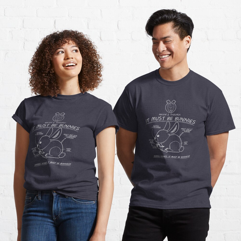 I have a theory Classic T-Shirt