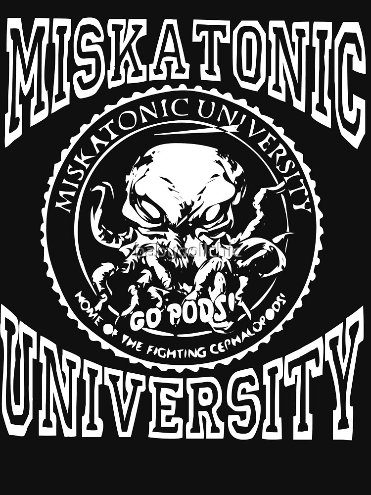 Miskatonic University | Unisex T-Shirt
