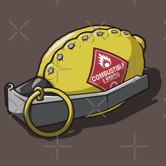 TShirtGifter presents: Combustible Lemon