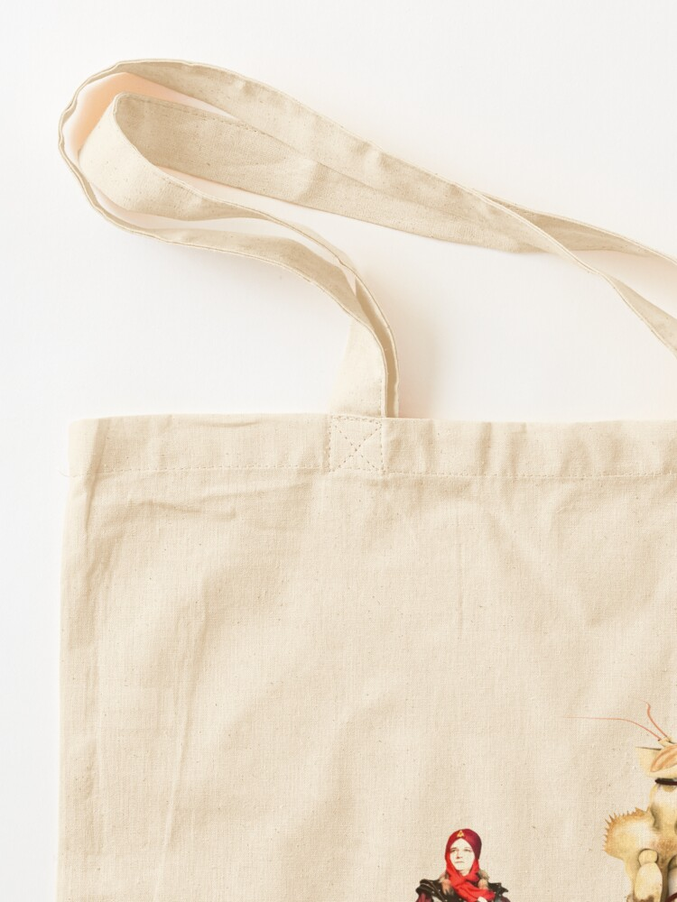 Alternate view of The dromedary Tote Bag