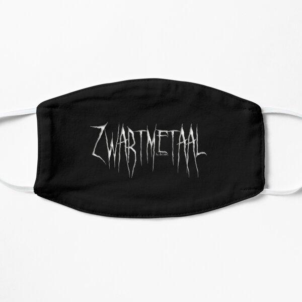 ZWARTMETAAL by die|site Maske