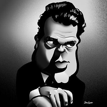 Citizen Welles by binarygod