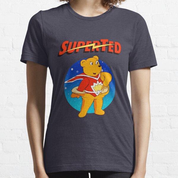 Superted the retro teddy bear Essential T-Shirt