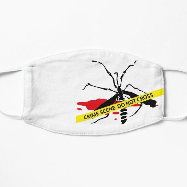 Crime scene mosquito Mask