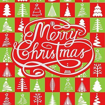 Merry Christmas Tree by ak37