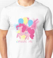 Pinkie Pie Silhouette Unisex T-Shirt