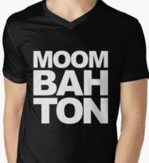 Moombahton Block Men's V-Neck T-Shirt