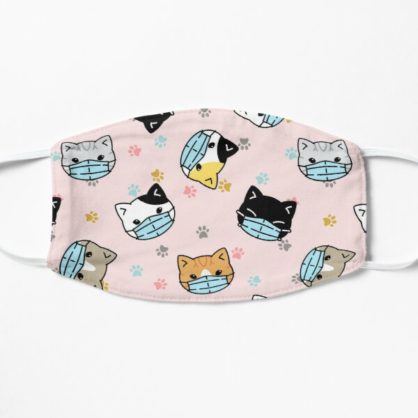 Kawaii Cat Quarantine Mask